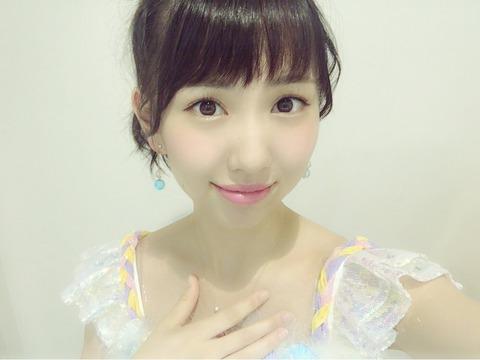 【SKE48】今一番可愛いのは熊崎晴香ちゃんだろ