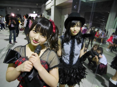 【悲報】なーにゃが完全に仕上げてきてる件【AKB48・大和田南那】