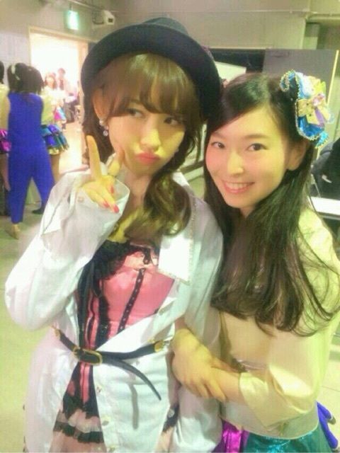 【AKB48】小嶋さんと大矢真那が仲良いって意外だよな【SKE48】
