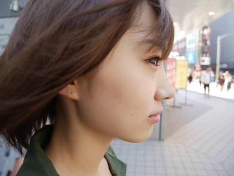 【朗報】太田氏の横顔が美しすぎる件【NMB48・太田夢莉】