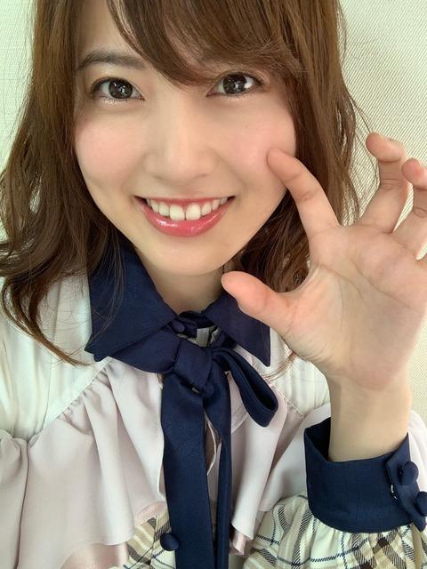 【大悲報】AKB48チーム8岡部麟さんがましろパイセンの順番を忘れて飛ばしてしまうが大失態【G8】
