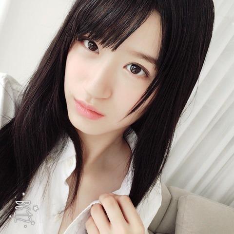 【NMB48】上西怜ちゃんのマシュマロおっぱい(*´Д`)ハァハァ
