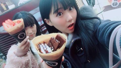 【AKB48】52ndシングル選抜でなこみくが逆転【矢吹奈子・田中美久】