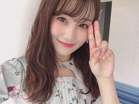 【AKB48】最近、小嶋真子が急激に綺麗になってて驚いてる