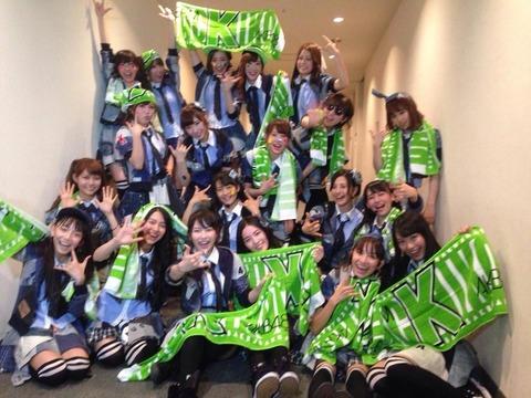 【AKB48】チームKだけグッズが売れない深刻な問題