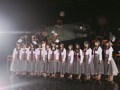 【悲報】SKE48の若手メンバーがAKB48のカップリングで全然推されてない・・・