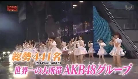 AKB48G全部を把握してる人って存在するのかな?