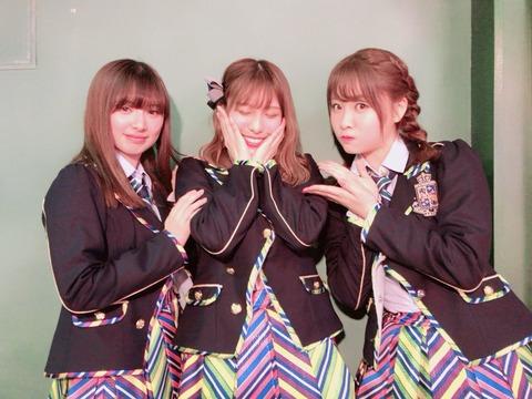 【AKB48】中西智代梨「もう同じ総選挙は嫌だ。感じた事の無い感情に覆われたい」