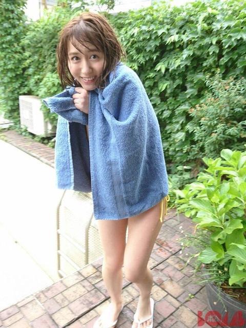 【SKE48】大場美奈さん、とんでもないお●ぱいを晒してしまう