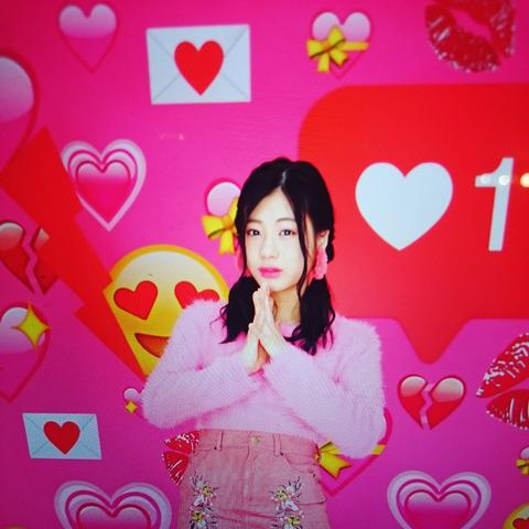 【HKT48】深川舞子「ついにiPhoneデビューしました!Android勢さん裏切ってごめん。」