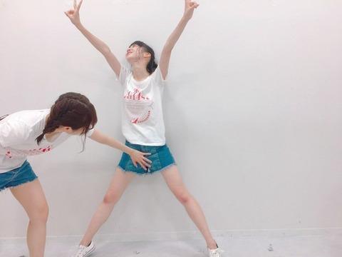 【NGT48】おぎゆか「後ろの人に迷惑だからジャンプしないで」【荻野由佳】