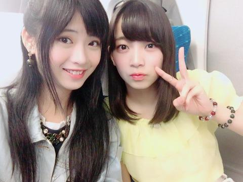 【AKB48】馬嘉伶、まさかの新幹線酔いを告白