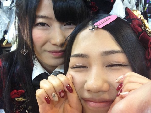 【AKB48】横山由依「チームKで注目の若手はこじまこと田野ちゃん」
