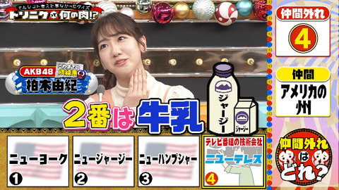 【AKB48】柏木由紀さん(28)がトリニクでバカキャラを付けようとしている件について
