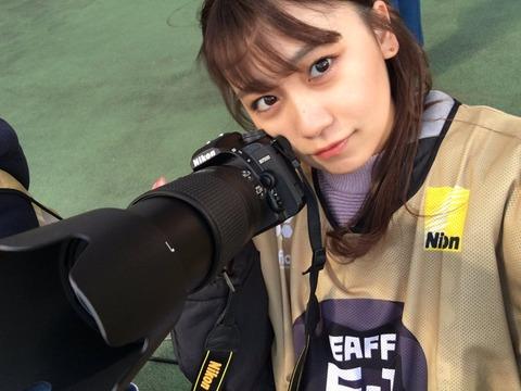 【AKB48】こじまこがサッカーで朝鮮の仕事してる・・・【小嶋真子】