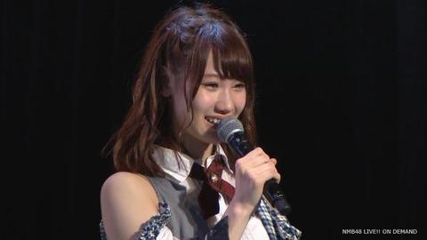 【悲報】NMB48高野祐衣、公演にて卒業発表