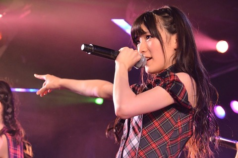【AKB48】最近岡田奈々が気になってしょうがない