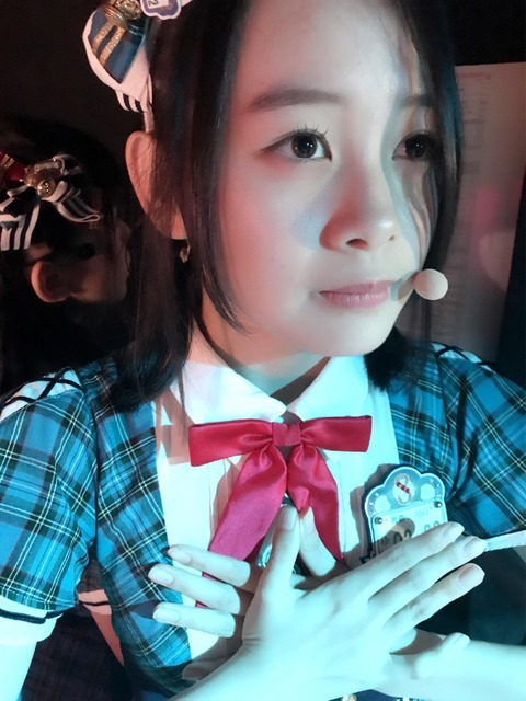 【AKB48】チーム8の横山結衣って藤子不二雄先生の漫画作品に出てきそうな顔してるね