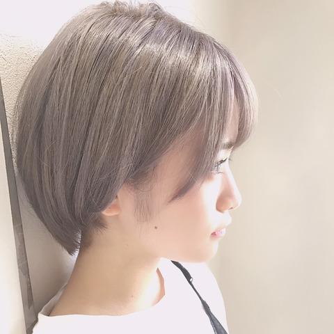 【AKB48】市川愛美が人生初の髪色チェンジした結果!!!