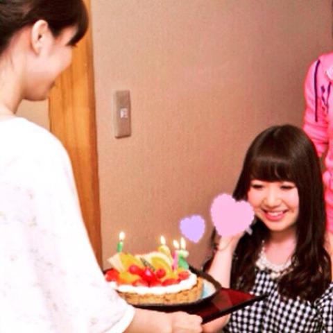 【AKB48】小嶋菜月、同期の名取稚菜の卒業を知らなった模様