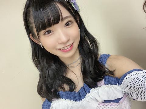 【AKB48】山内瑞葵のソロコンが決定したけど、MCは大丈夫なの?