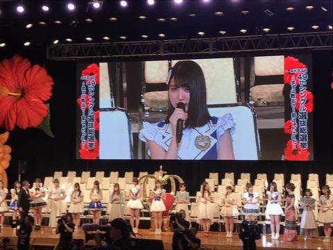 【HKT48】松岡菜摘「今、正直、頑張り方やこれからどうすればいいのかがわからないです。真っ暗。自分を見失っています」