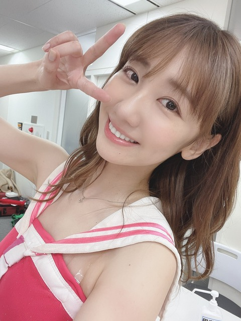 【AKB48】柏木由紀さん、入院手術リハビリの為、Twitter休止