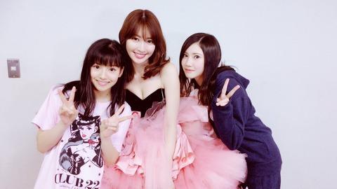 【SKE48】何故お前らは北川綾巴や後藤楽々を認めないのか?