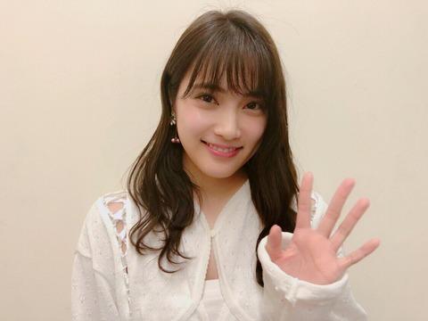 【AKB48】入山杏奈、山口真帆の告発にエール「世の中の辛い思いをしている皆さんへ」