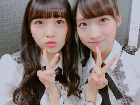 【AKB48】みーおんとゅぃゅぃ、どっちが可愛いと思う?【向井地美音・小栗有以】