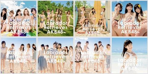 【AKB48】ラブラドール・レトリバー初日は146.2万