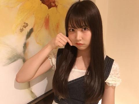 【NMB48】顔だけ見たら一番ビッチ臭い白間美瑠さんがノースキャンダルという奇跡