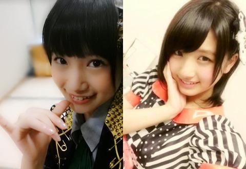 朝長美桜と大和田南那はどちらが可愛いの?