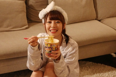 【SKE48】高柳明音「彼女が俺の家でカップラーメンなうに使っていいよ」