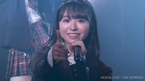 【悲報】AKB48山内瑞葵さん、顔がぱんっぱん