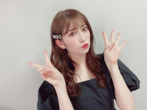 【AKB48】前田彩佳、吉田朱里の握手会での悲しいエピソードを告白