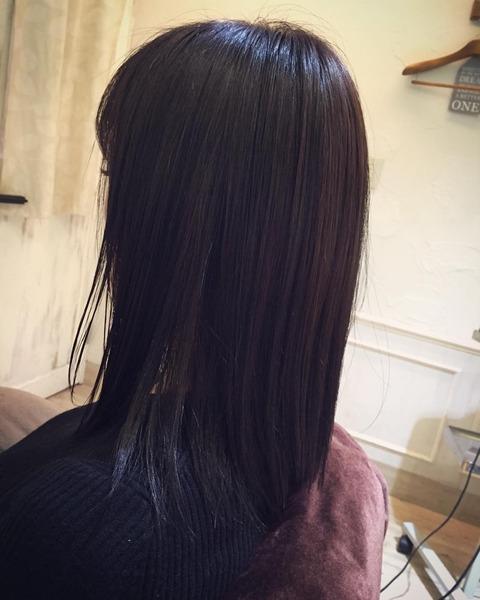 【NMB48】さや姉が黒髪に戻す【山本彩】