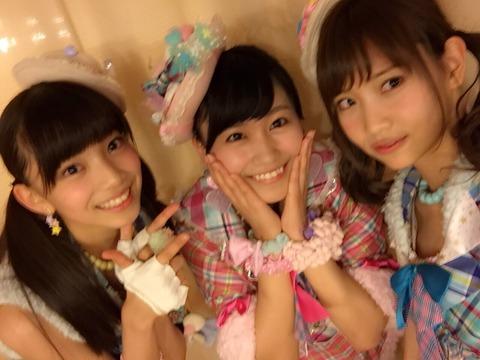 【AKB48】ツインテールのまりやぎ可愛過ぎ!!!!!!【永尾まりや】