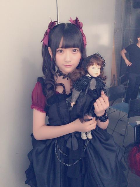 【HKT48】山田麻莉奈ってお人形みたいで可愛いのに人気ないよね