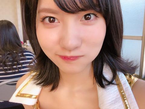 【AKB48】谷口めぐちゃんの手●キ画像www