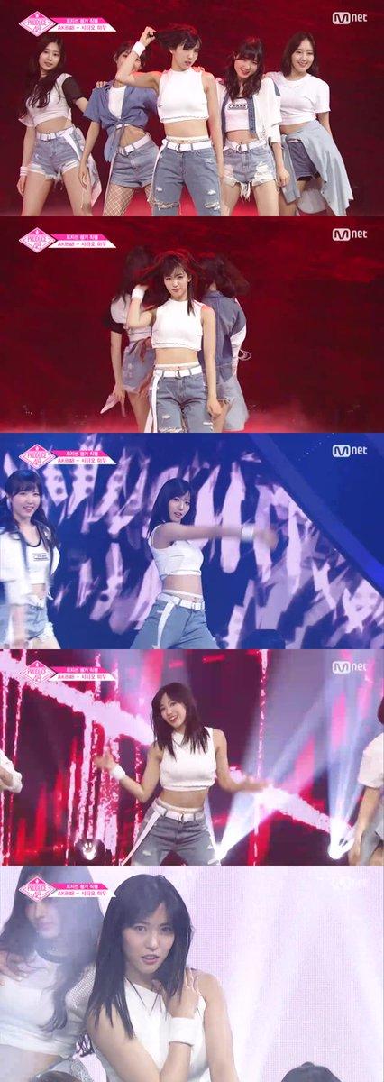 【PRODUCE48】AKB48下尾みうが韓国で急上昇1位!パフォが凄すぎると絶賛