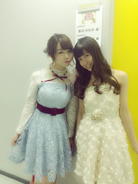 【AKB48】みぃちゃん巨乳化のお知らせ【峯岸みなみ】