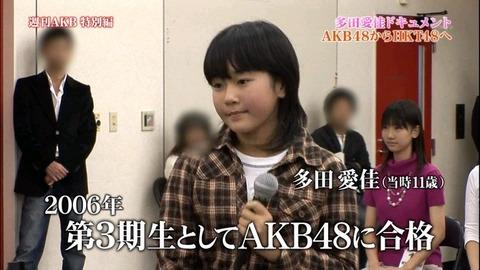 【AKB48】柏木由紀「らぶたん卒業なの?泣いていい?」【HKT48・多田愛佳】