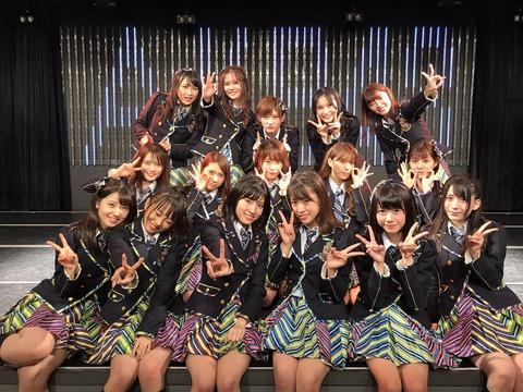 【AKB48】出張公演のDMM観たけど支店って毎回こんなカメラワークなの?