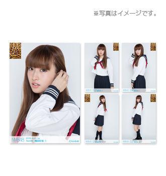 【NMB48】梅田彩佳(26)のセーラー服姿が逆にエロい