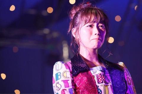 【SKE48】山内鈴蘭が千葉コンサートで泣きながら感謝「AKBでは千葉公演に出れなかった、SKEが連れてきてくれた」