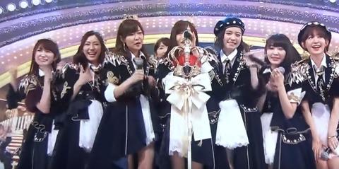 【AKB48】紅白選抜の衣装って48G史上1番格好良くね?
