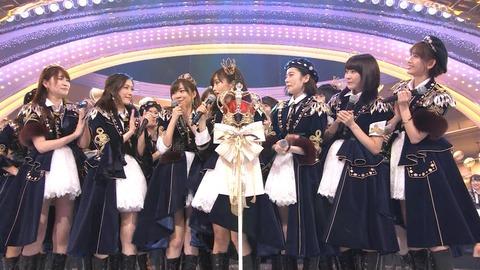 【AKB48G】NHK紅白総選挙だけは正真正銘のガチだったという風潮