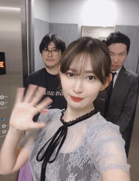 【朗報】岡部麟ソロコンサートに小嶋陽菜さんが登場!!!