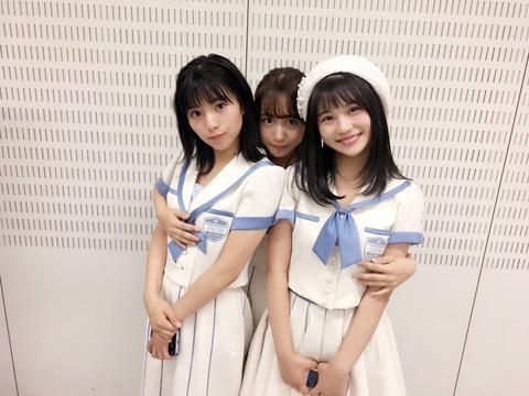 【SKE48】小畑優奈と後藤楽々って同期だったのかよwwwwww